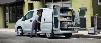 2019 NV200 Compact Cargo Van Accessories & Parts | Nissan USA