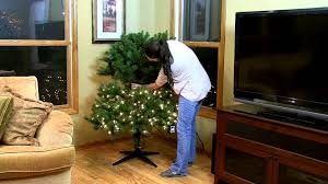 Martha Stewart Pre Lit Christmas Tree Problems by Quick Set Troubleshooting Youtube