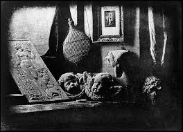 Still Life With Chair Caning Wikipedia by Daguerre Still Life Interior Of A Cabinet Of Curiosities 1837