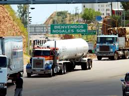 100 Us Trucking Mexico And US Sign Landmark Trucking Agreement CBS News