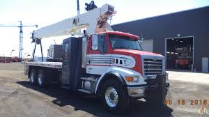 Sold Terex BT4792 Boom Truck On A Sterling Truck - 2007 Crane For In ... Sterling Hoods 2003 Manitex 38124s 38 Ton On Truck Cranesboandjibcom 95 2004 Youtube 2008 L9500 Mixer Ready Mix Concrete For Sale 2007 Sterling A9500 Single Axle Daycab For Sale 496505 Used Trucks Acterra In Denver Co 1999 At9522 For Sale Woodland Al By Dealer Wikiwand 15 Boom Amg Equipment