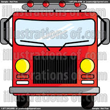 100 Fire Truck Clipart Black And White Free Download Best