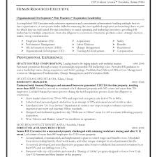 Hr Manager Resume Samples