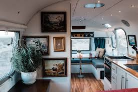 100 Inside An Airstream Trailer DIY Renovation Of Our 1972 Overlander