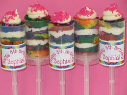Push Pop Cake Labels Customer Ideas lineLabels