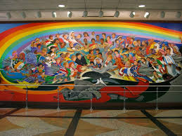 Denver Colorado Airport Murals by 221 Best Things In America Images On Pinterest Conspiracy