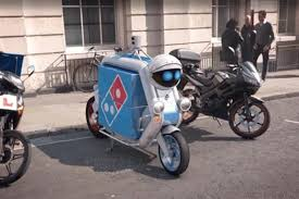 Dominos The Chains Domi No Driver Vehicle