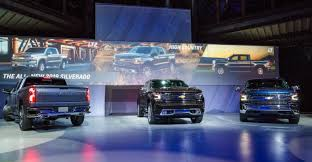 100 New Chevy Truck General Motors 2019 Silverado Bows At Detroit Auto Show
