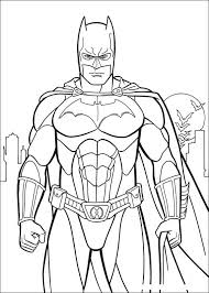 Evil Fighter Batman Coloring Pages Pictures Crafts And Cakes