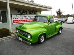 100 1953 Ford Truck F100 Pickup