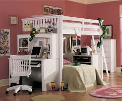 bedroom smart ideas for small spaces by using desk bed combo