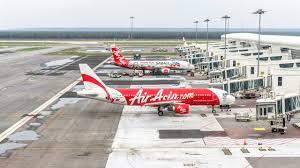 Kansai Airport Japan Sinking by Airasia Claims Kuala Lumpur International Airport U0027s New Terminal