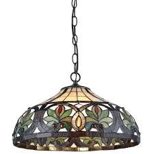 serena d italia 2 light bronze pendant hanging