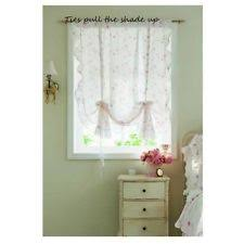 Simply Shabby Chic Curtains White by Simply Shabby Chic 100 Cotton Curtains Drapes U0026 Valances Ebay