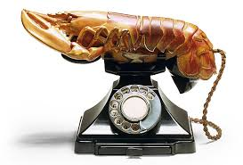 Mae West Lips Sofa Salvador Dali 1937 by International Paintings And Sculpture Lobster Telephone