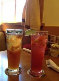 Strawberry Passion Fruit Limonata N£o tem álcool Picture of