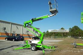 100 Bucket Truck Rental Rates Tow Behind Aerial Lift Near Nisswa Breezy Point