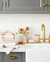 Diy Kitchen Faucet Diy Drain Cleaners Martha Stewart