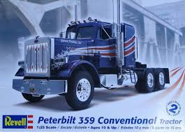 Revell Peterbilt 359 Conventional Tractor Truck Model Kit | EBay ... Revell Peterbilt 359 Cventional Tractor Truck Model Kit Ebay Wiring Schematics Diagram Ebay Find Danger You Are About To Be Kod By A 97 Dcp Red White 379 36 Sleeper With Day Cab Only 1 64 358m 1968 Excellent Beautiful Toy Cattle Trucks Best Resource In Miami Fl For Sale Used On Buyllsearch 379exhd Show Custom Hot Rod Restoration Cool Dump North Carolina Peterbilt Cabover Cabover Pinterest Renze Seed Dry Van Trailer 164 Diecast Liberty Long Haul Trucker Newray Toys Ca Inc