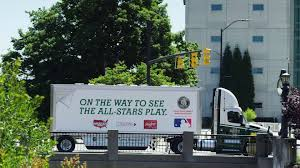 100 Old Dominion Truck Freight Line Inc Love Baseball ODFL Is Headed To