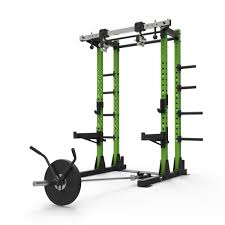 Adjustable Fit Power Multi Function Squat Half Rack Bench Exercise