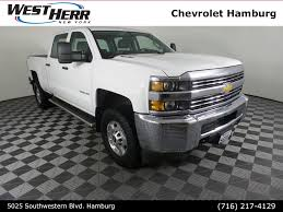 100 West Herr Used Trucks PreOwned 2016 Chevrolet Silverado 2500HD Work Truck 4D Crew Cab In
