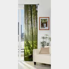 home wohnideen schiebevorhang göteburg grün kunstfaser