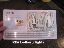 ikea cabinet lighting for your kitchen lighting need