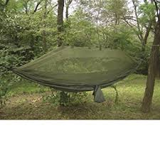 Amazon Proforce Equipment Jungle Hammock with Mosquito Net