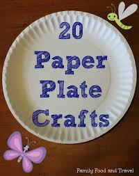 54 Craft With Paper Plate Under The Sea
