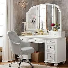 Chelsea Vanity Loft Bed by Teen Bedroom Vanities U0026 Vanity Sets Pbteen