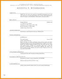 Career Objective Examples For Freshers Food Prep Resume Elegant Template With Of