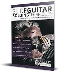 100 Derek Trucks Slide Guitar Soloing Techniques Fundamental Changes Music Book