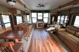 RVs Whats New In These Homes For The Open Road