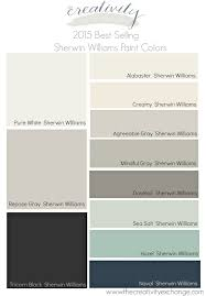 Neutral Bathroom Paint Colors Sherwin Williams by 2016 Bestselling Sherwin Williams Paint Colors