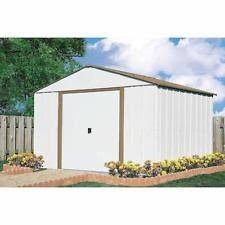 keter woodland horizontal storage shed 30 cubic feet uv resin