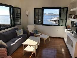 wohnzimmer am meer ferienhäuser ferienwohnungen auf lanzarote