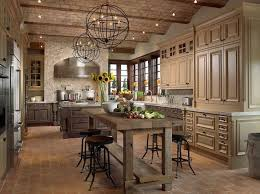 Brilliant Best 25 French Country Kitchens Ideas On Pinterest In Rustic Kitchen