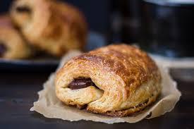 Rye Flour Pains Au Chocolat Chocolate Croissants