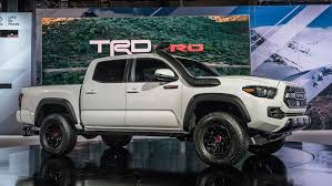 100 Adrenaline Truck Performance Toyota 2019 TRD Pro Trucks Amp Up Performance Features For Chicago