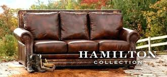 Bison Leather Furniture Best Rustic Sofa Western Decor Fabulous Bed Awesome Sofas E Designer