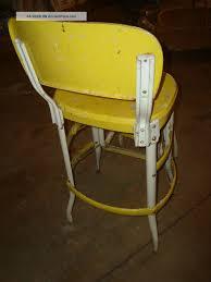 Cosco Retro Chair With Step Stool Black by Kitchen Step Stool Captainwalt Com