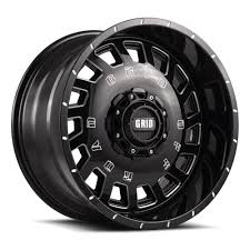 100 Cheap Black Rims For Trucks Grid OffRoad Wheel