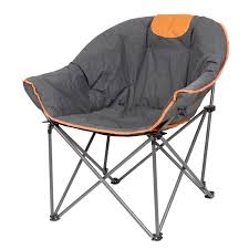 100 Oversized Padded Folding Chairs SunTime Sofa Chair Oversize Moon Leisure Portable Stable
