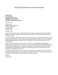 Cover Letter And Resume Sample Cover Letters For Resumes Salesperson