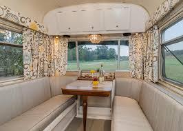 100 Restored Airstream Trailers MidcenturyModern Trailer Noble Johnson
