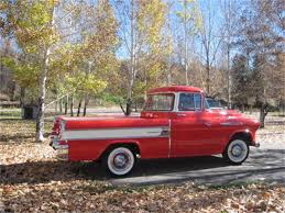 1957 Chevrolet Cameo Pickup For Sale | ClassicCars.com | CC-958766 1956 Chevrolet Cameo For Sale Classiccarscom Cc794320 1955 Chevy Truck Rear 55 59 1958 Pickup Start Run External Youtube Cameo Gmc Trucks Antique Automobile Club Of 1957 Chevy Truck Hot Rod Network F136 Monterey 2012 Pick Up Truckweaver Al Mad Flickr Rm Sothebys The Wiseman God Ertl 118 3100 White 7340 New American Street Feature Tom Millikens 56 Is Done Right
