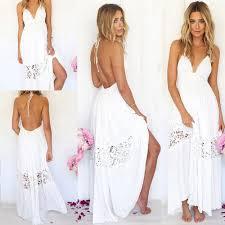 white summer beach dresses dress images