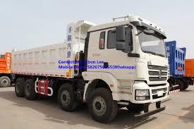 SHACMAN M3000 8X4 Dump Truck