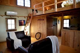 Log Cabin Kitchen Backsplash Ideas by Baileys Retreat Charlottesville Virginia
